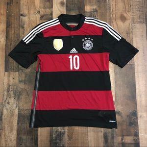 Adidas Germany 2014 World Champions Jersey